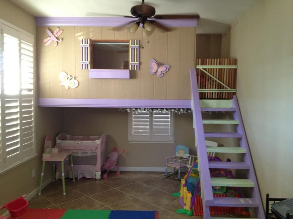Indoor Playhouse - MHVillages - A Community Connected