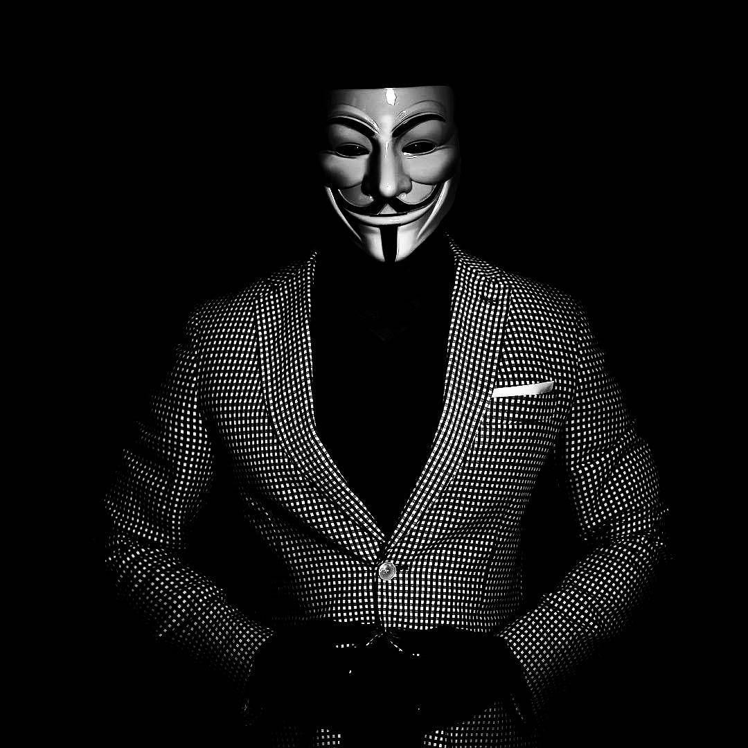 Картинки человек аноним