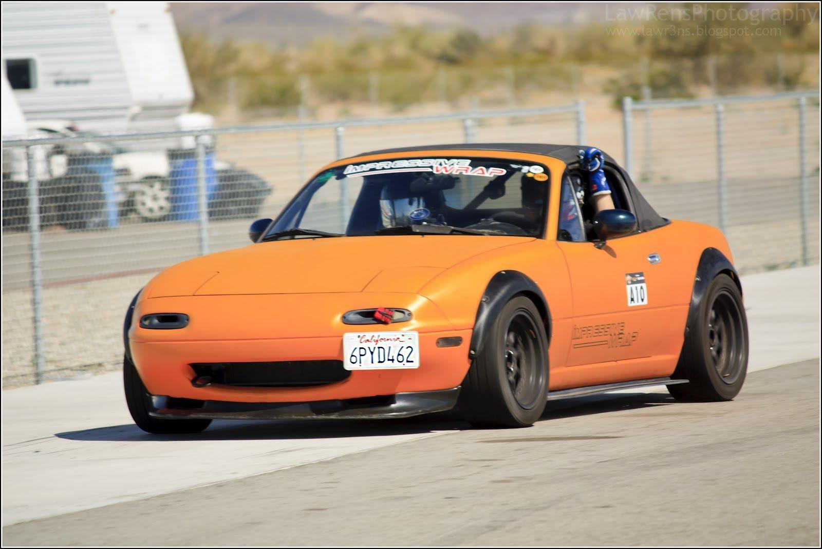 Mazda MX-5 Race Car