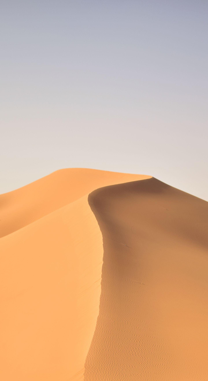1440x2630 Desert Sand Dunes Landscape Wallpaper Landscape Wallpaper Natural Wallpaper Landscape