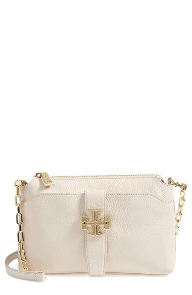 76429120be50 Tory Burch  Plaque  Crossbody Bag available at  Nordstrom