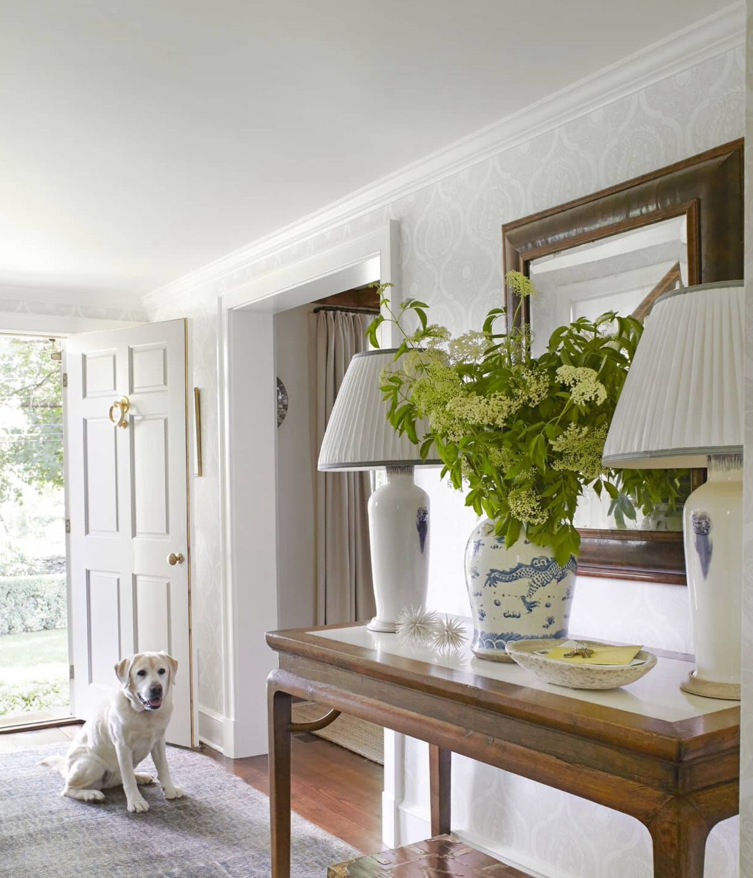 A Charming Connecticut Farmhouse Designed by Timothy