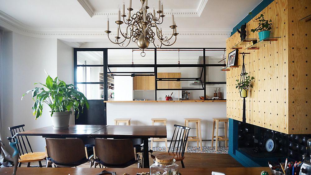 Derriere La Butte Architecte Paris 18 232 Me Bardin