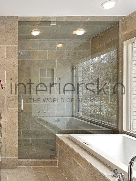 Sprchové kúty - Interiersklo
