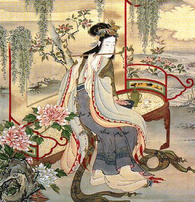 Alma De Diamante Fábula China Producción Artística Arte Japonés Dibujos Japoneses