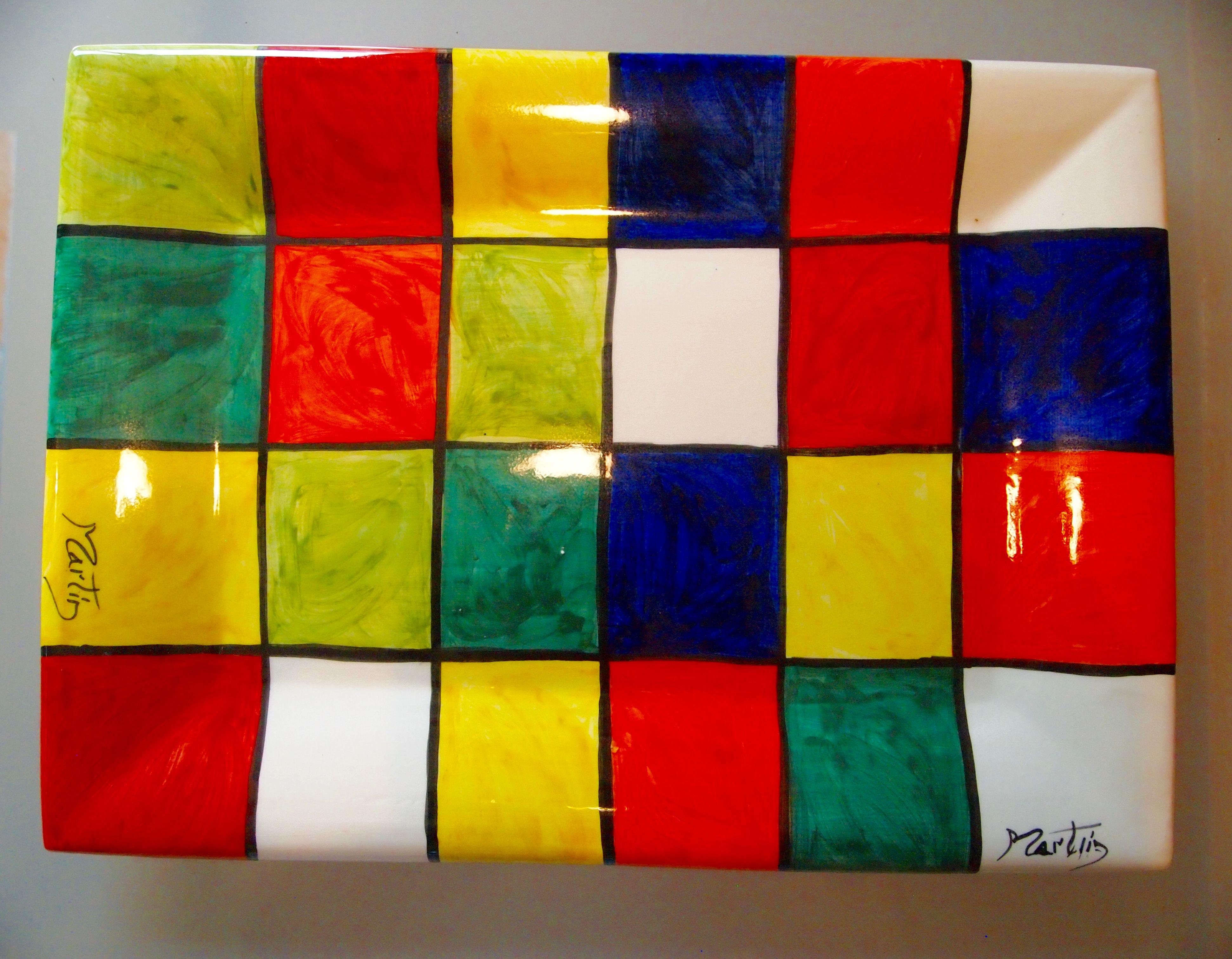 Originelle, Dekorative Und Praktische Schale Aus Keramik Welche Für Tapas,  Ebenso Wie Für Obst