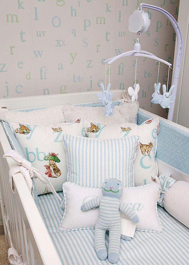 Baby Boy Nursery This Is Just Adorable