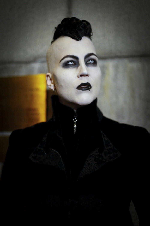 goth king blut vendemann gothic blutvendemann dark your