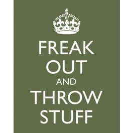 If Keep Calm fails..