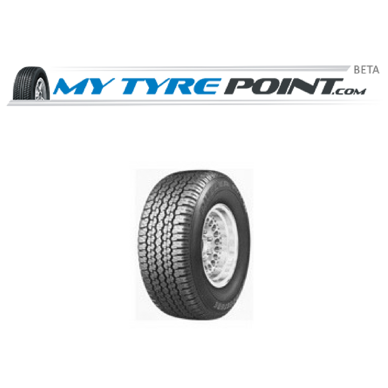 Buy Bridgestone Dueler D689 Tyre Online At Very Reasonable Cost