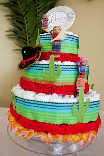 Mexican Themed Baby Shower   Google Search