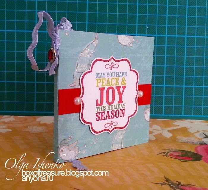 Box of treasure: Cute mini