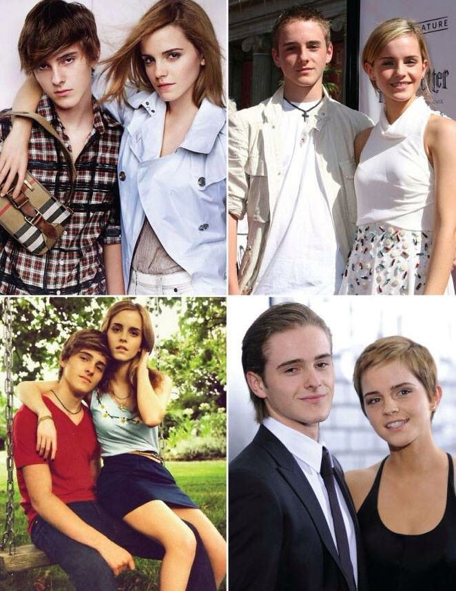 Emma Watson Alex Watson Beautiful People Celebrities Women