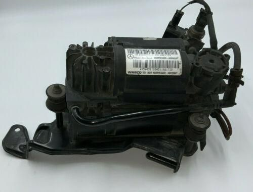 0011 MercedesBenz CLS500 Air Suspension Compressor Pump