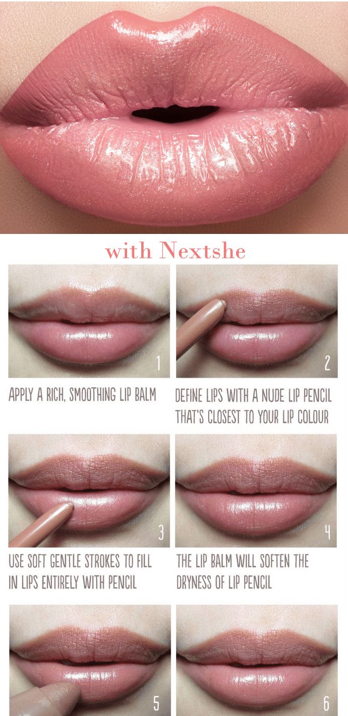 Pin on Nude lips & more