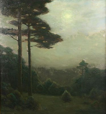 Charles Eaton - Artist, Fine Art, Auction Records, Prices, Biography for Charles Warren Eaton