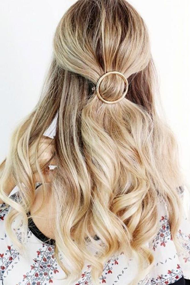 Barrette Hairstyles Glamorous 18 Hair Barrettes Ideas To Wear With Any Hairstyles  Hair Barrettes