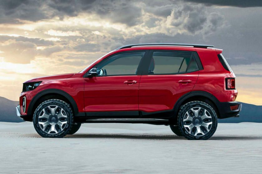 Did Ford Secretly Name Its New Baby Bronco With Images New