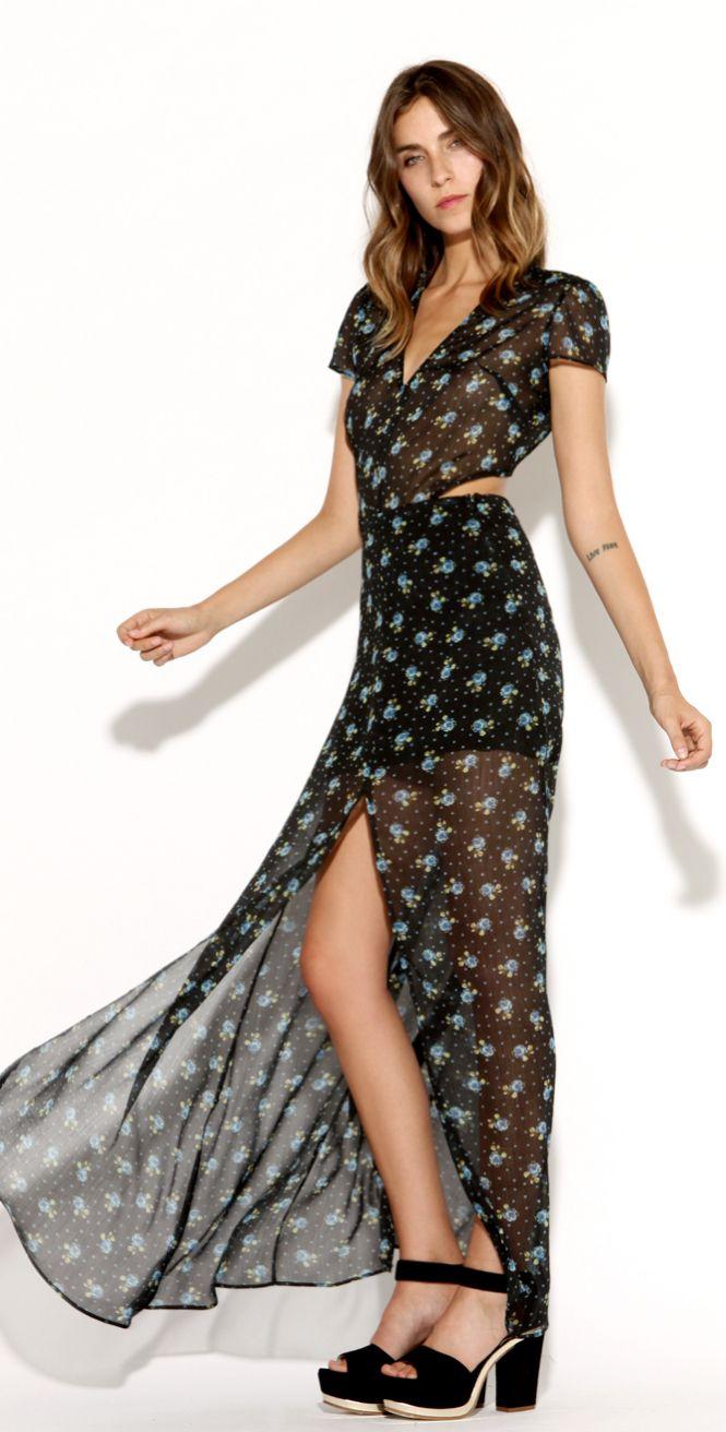 Fiore Reformation The Long Dress Pinterest Dresses Vestidos d5xxf1q