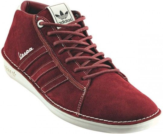 finest selection 0aebd 8eb93 adidas x vespa sneakers