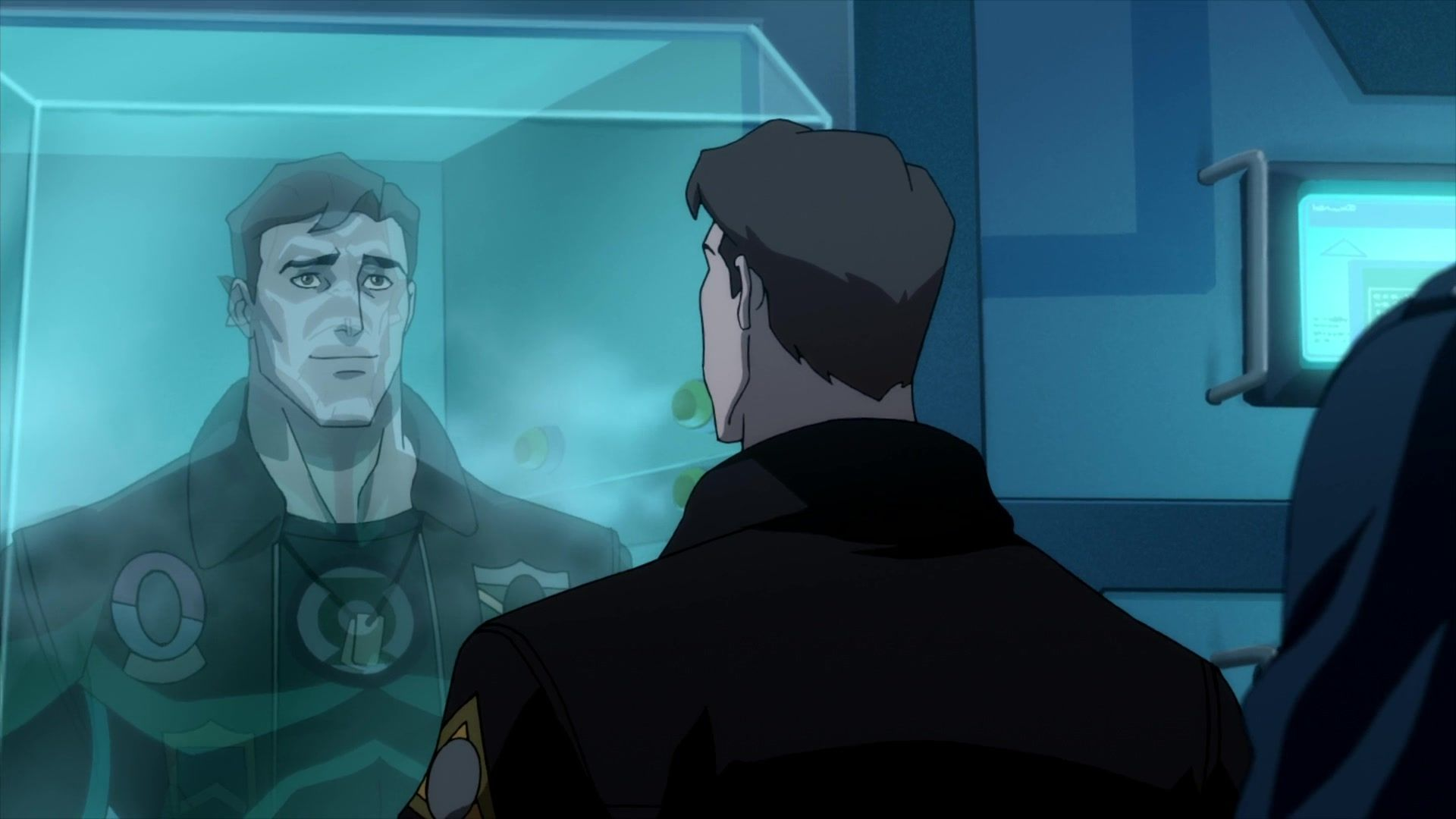 Justice League The Flashpoint Paradox 2013 Flash Point Paradox Green Lantern Hal Jordan Green Lantern