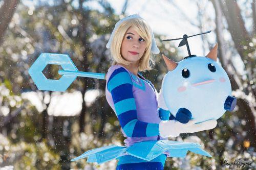 winter wonder orianna cosplay - Google zoeken