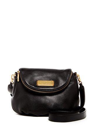 Mini Natasha Leather Crossbody Handbags