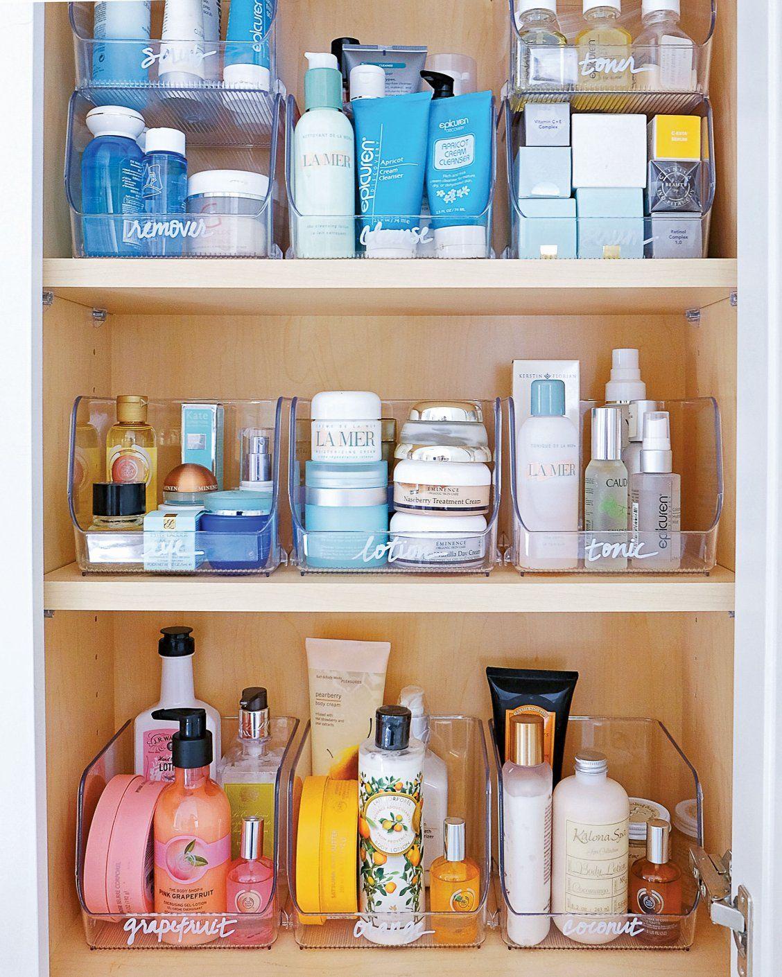The Home Edit By Clea Shearer Joanna Teplin 9780525572640 Penguinrandomhouse Com Books In 2020 Bathroom Organisation Bathroom Storage Organization Organization Bedroom