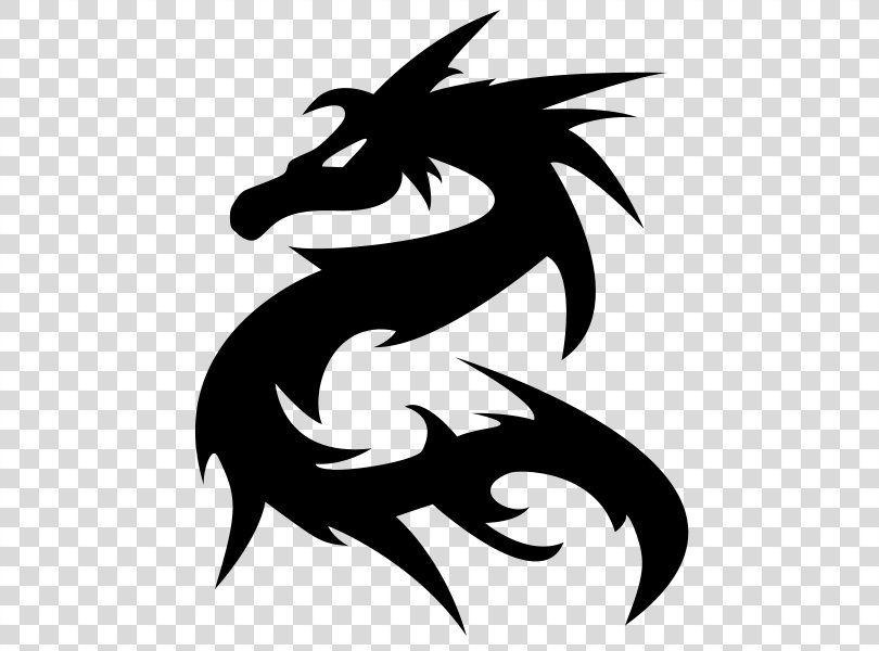 Dragon Clip Art Dragon Png Dragon Art Artwork Black And White Chinese Dragon Art Halloween Pumpkin Stencils Dragon