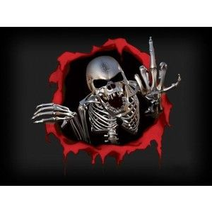The Skeleton Cool Scary Wallpaper Ghost Wallpapers Scary Sku