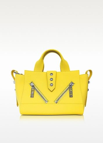aff0b3c522 KENZO Mini Kalifornia Gommato Leather Handbag. #kenzo #bags #shoulder bags # leather #