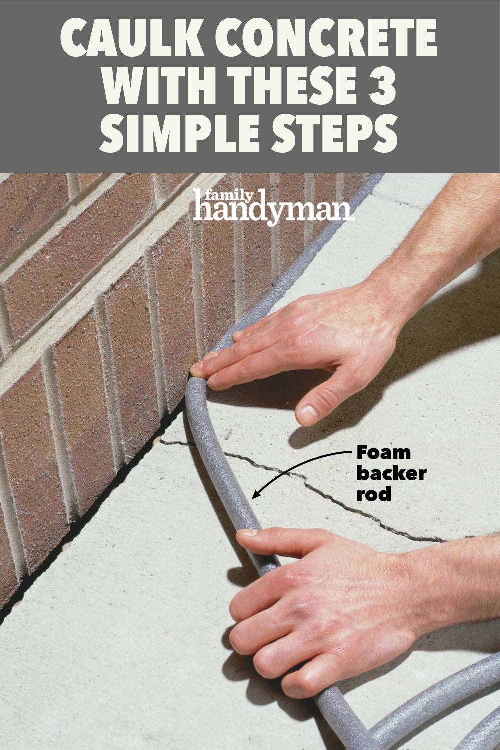 Photo of Caulk Concrete With These 3 Simple Steps
