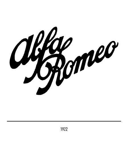 Marchio Alfa Romeo Del 1922