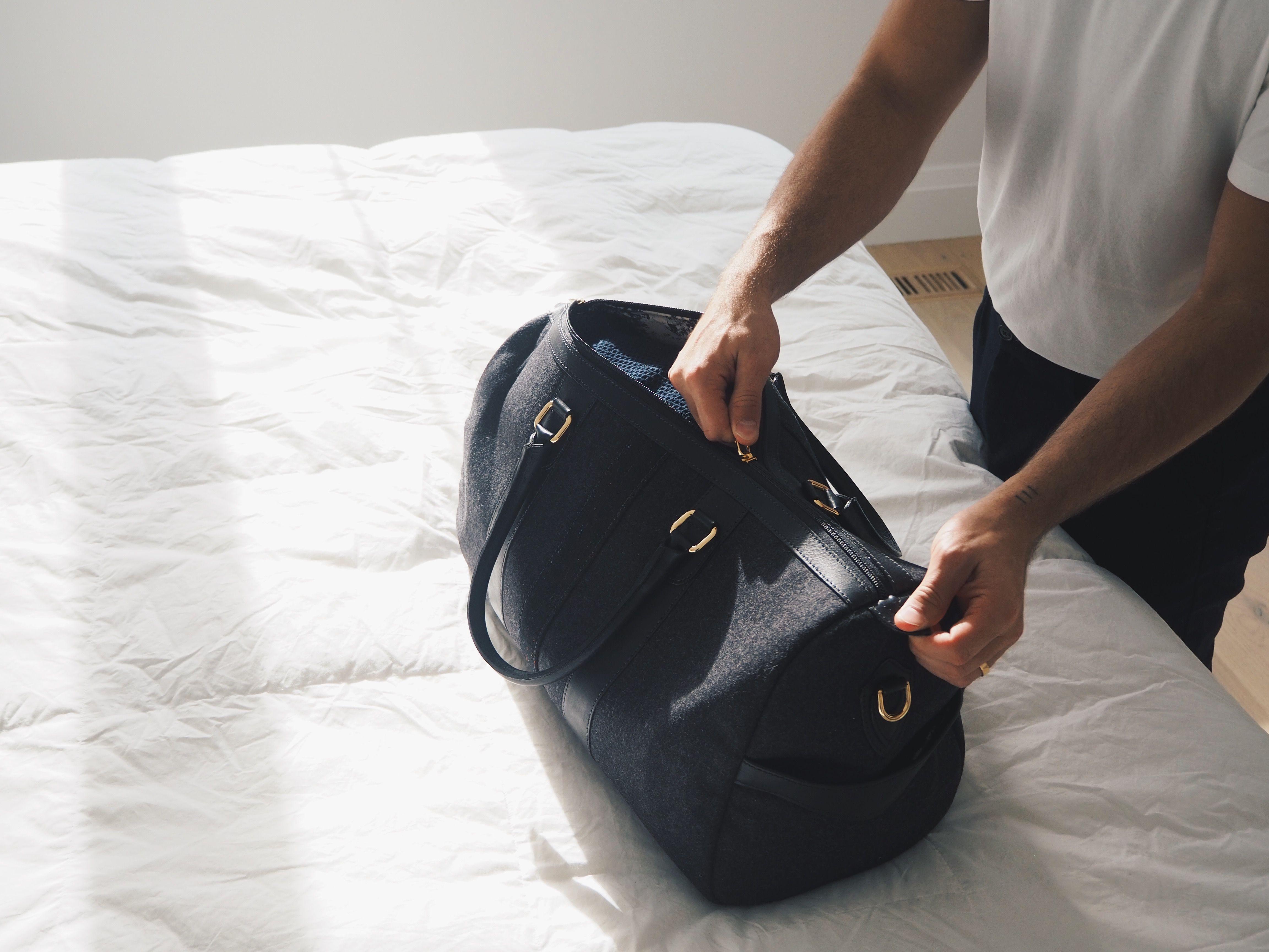 Weekender Bag by Monte & Coe in 2020 Perfect travel bag