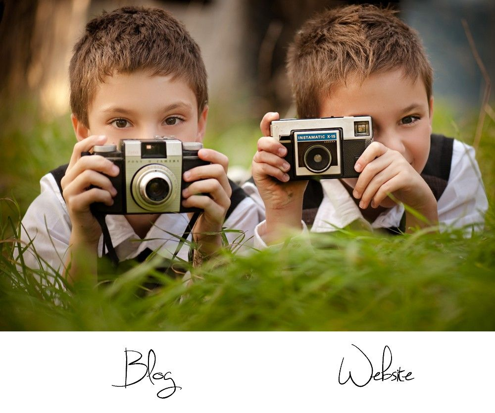 Munchkins | Mohawks photography, Pittsburgh Childrens Photography    I LOVE old cameras.