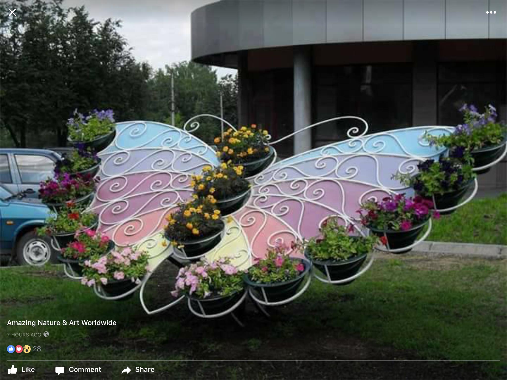 Decorazioni Da Giardino In Metallo : Animali da giardino in metallo nateeja una collezione