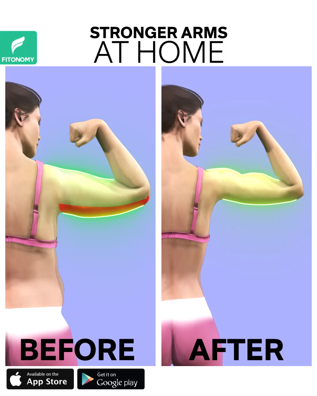 STRONGER ARMS