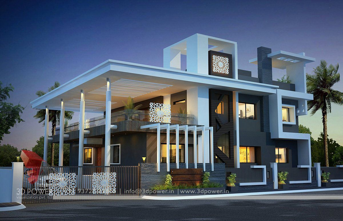 Moderne Bungalows Modern Bungalow House Design Contemporary Bungalow House Modern