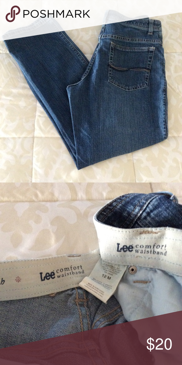 the best attitude fast delivery dirt cheap Lee Comfort Jeans 99% cotton; 1% spandex. Classic Lee Jeans ...