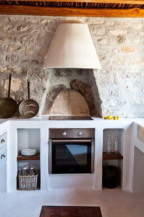 Pin di Simona de Rossi su CUCINA | Pinterest | Cappa cucina ...