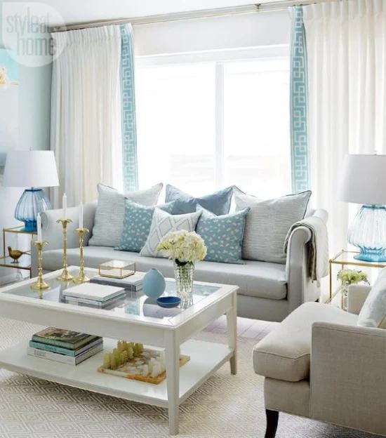 28 desain inspiratif interior rumah dengan kombinasi warna