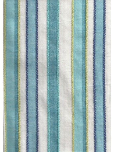 Shoreline Slipcovered Furniture, Amber Bayou Blue, H5 (D), Cotton/Polyester