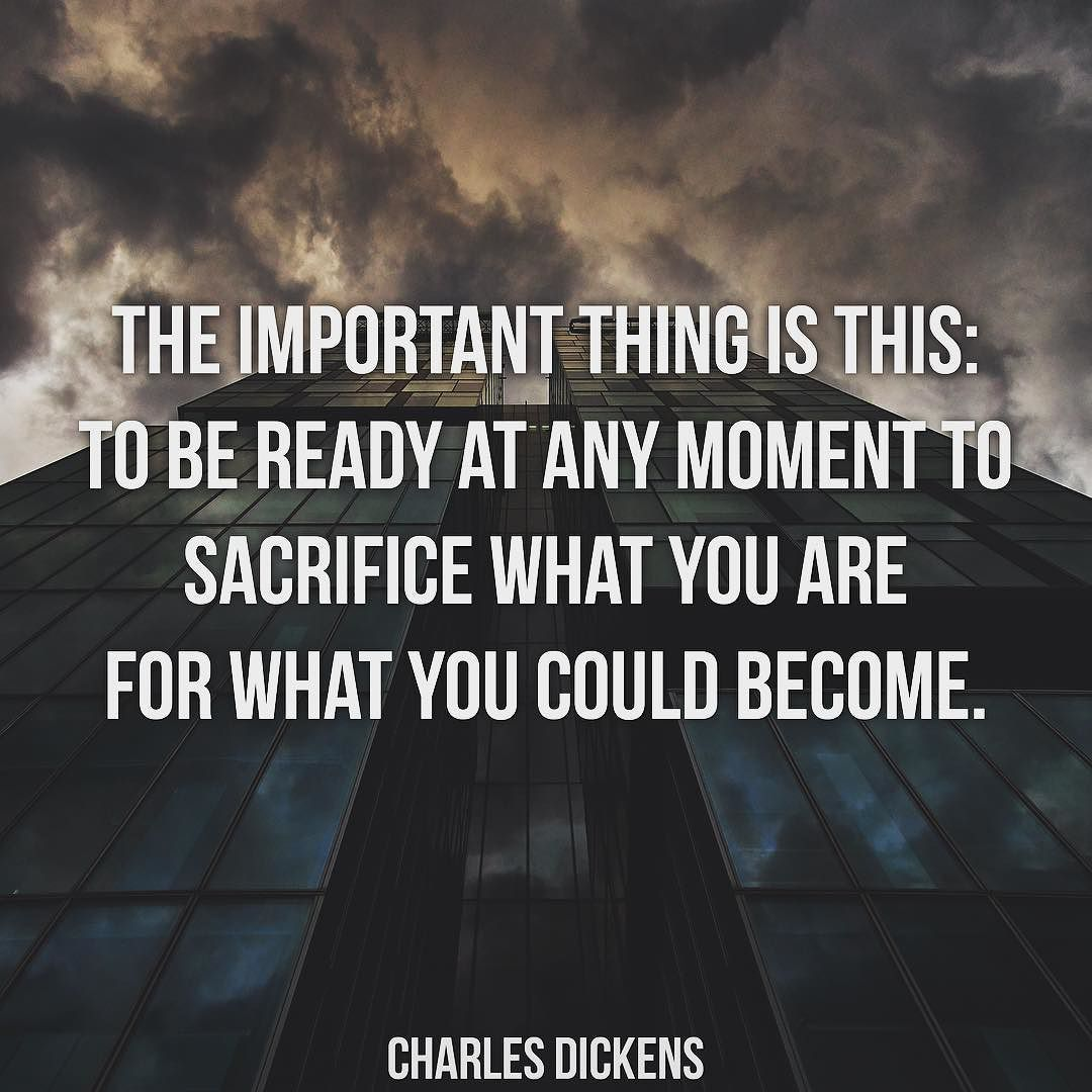 Life Sacrifice Quotes Always Be Ready To Sacrifice The Good For The Greatthis Is How