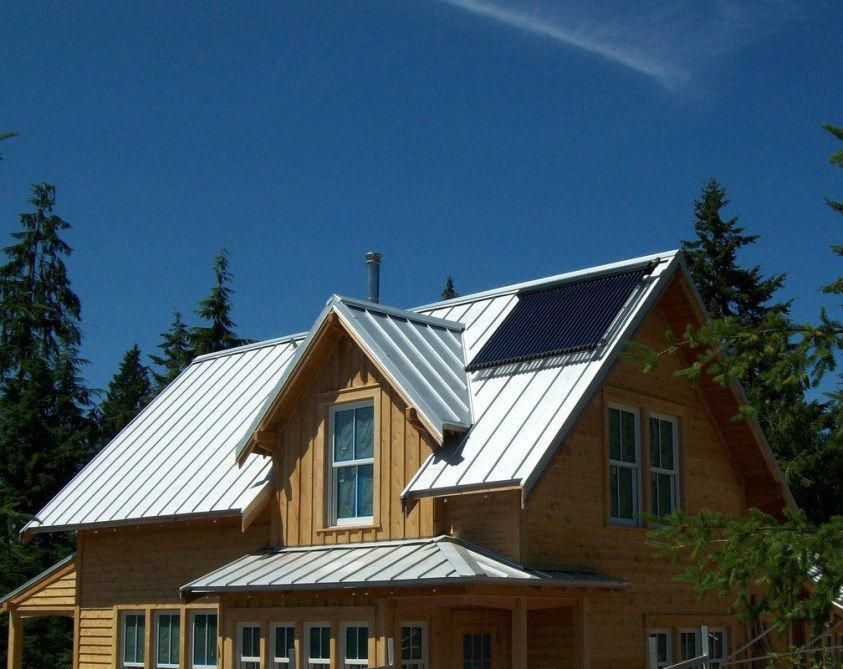Best Architectural Shingles Vs Standing Seam Metal Roof Cost 400 x 300