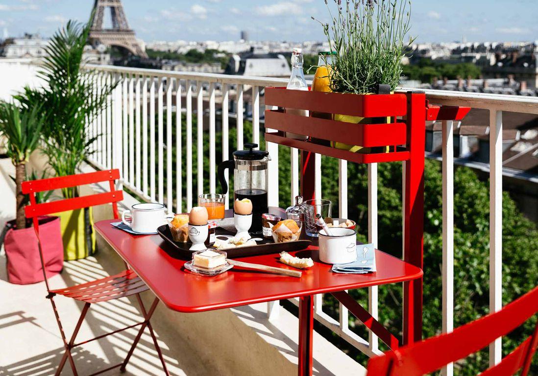 60 Id Es Pour Habiller Son Mini Balcon Elle D Coration Maison