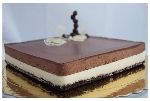 Cumpleblog Tarta Mousse De Chocolate Y Avellana Con Sorpresa De