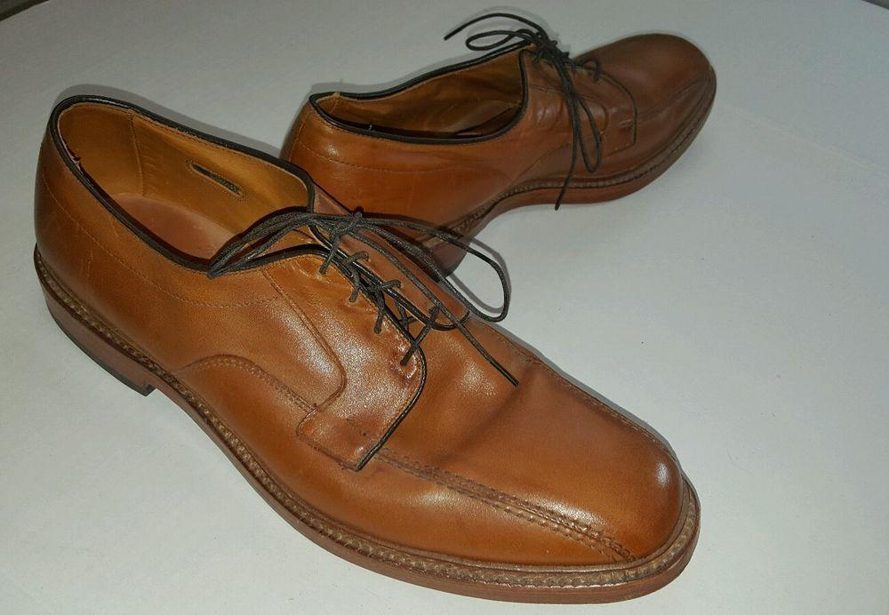 Allen edmonds hillcrest brown leather dress shoes 11 1/2 B #AllenEdmonds #Oxfords
