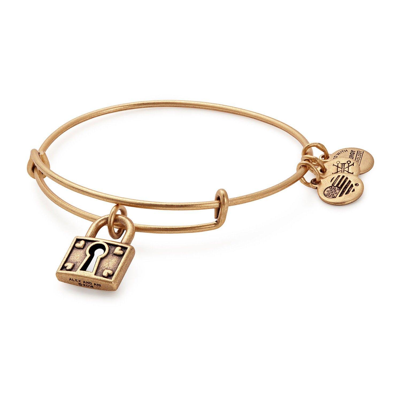 c71e873ea2c0d Alex And Ani Unbreakable Love Gold Charm Bangle Fields.ie | Fashion ...