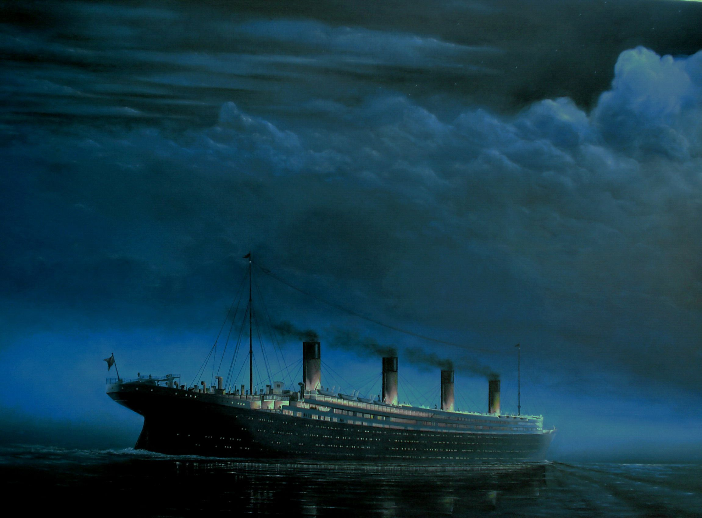 rms titanic   RMS Titanic artwork   real artwork   Pinterest   RMS ...
