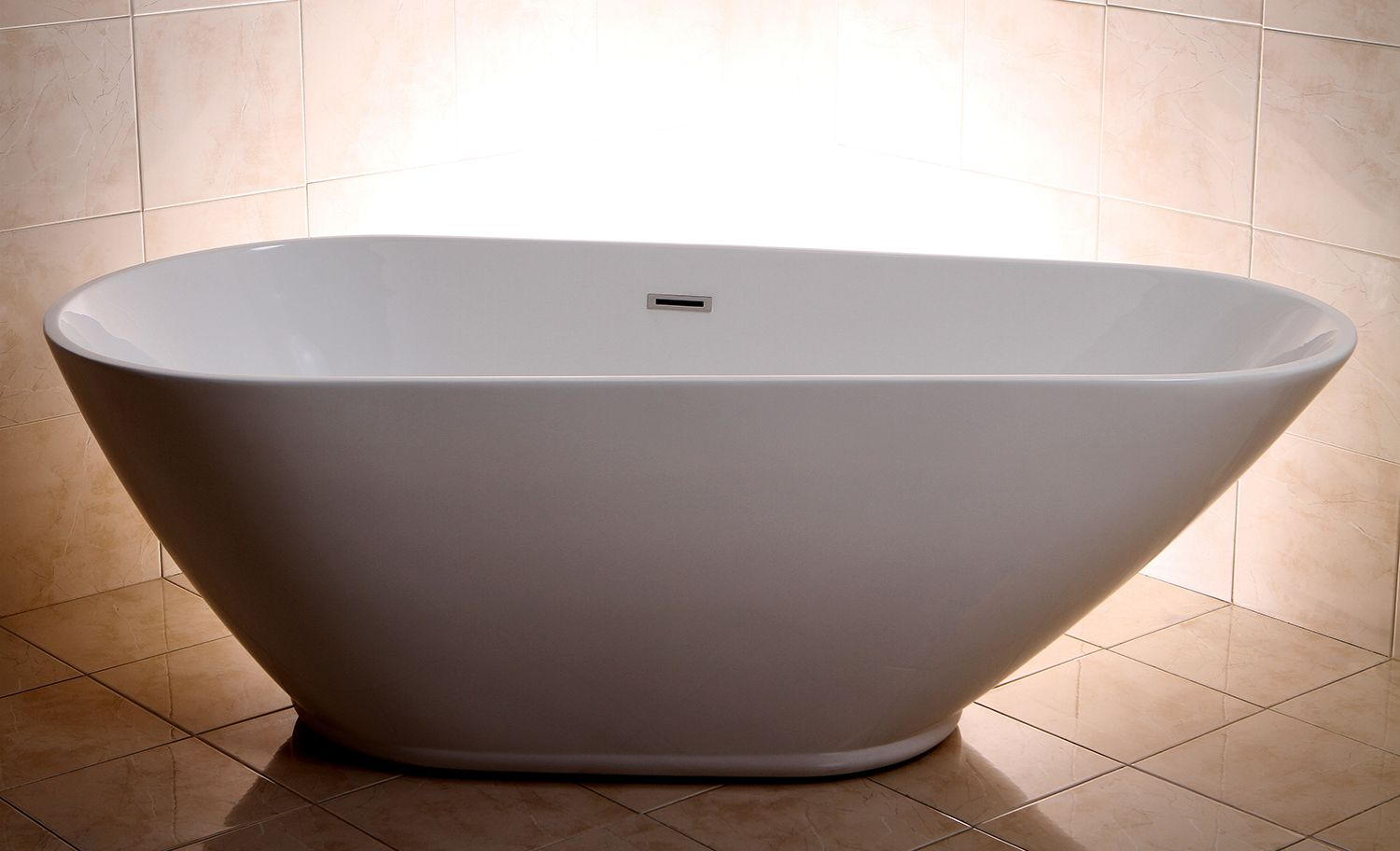 oval acrylic style shapes types ceramic bathtub